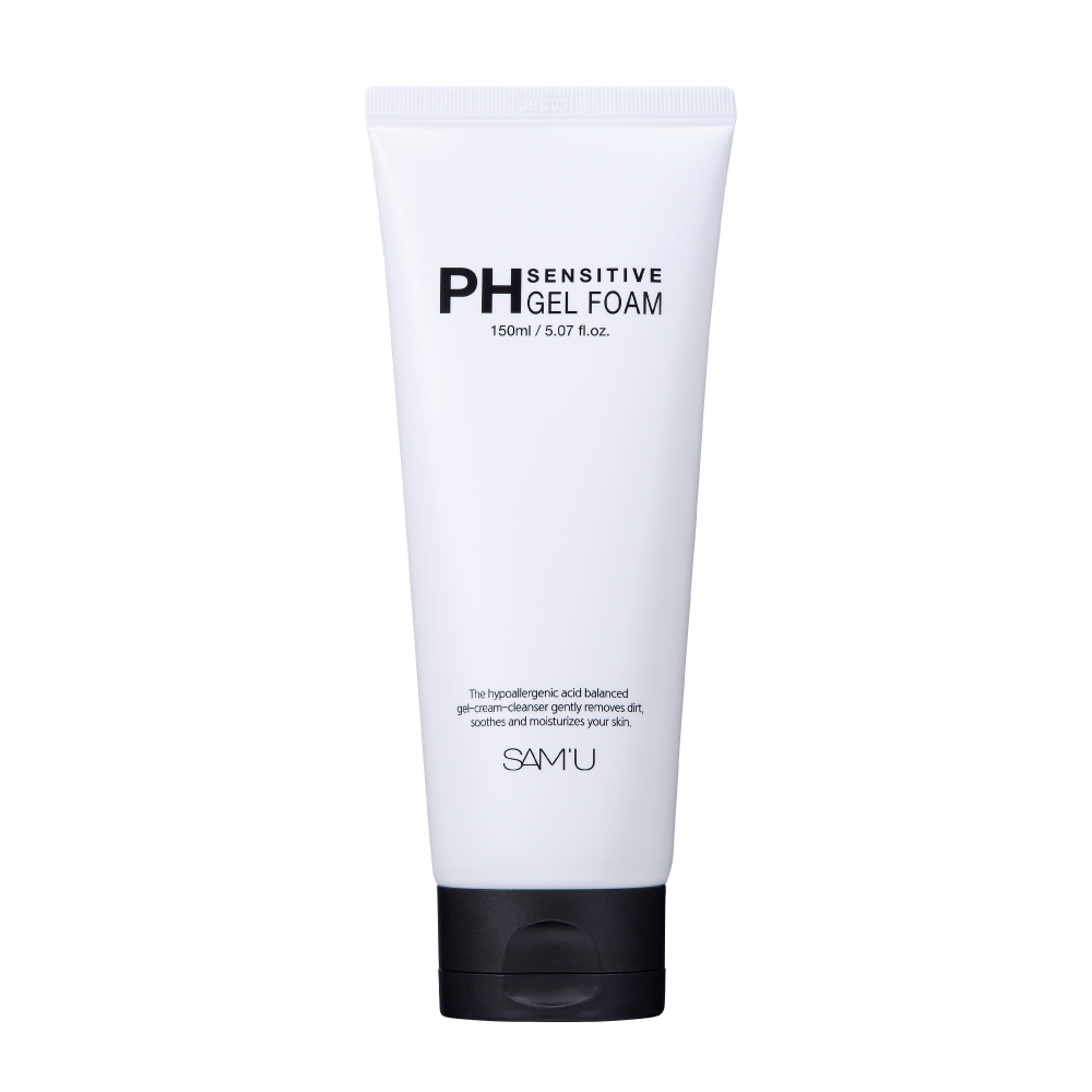 SAM'U PH SENSITIVE GEL FOAM