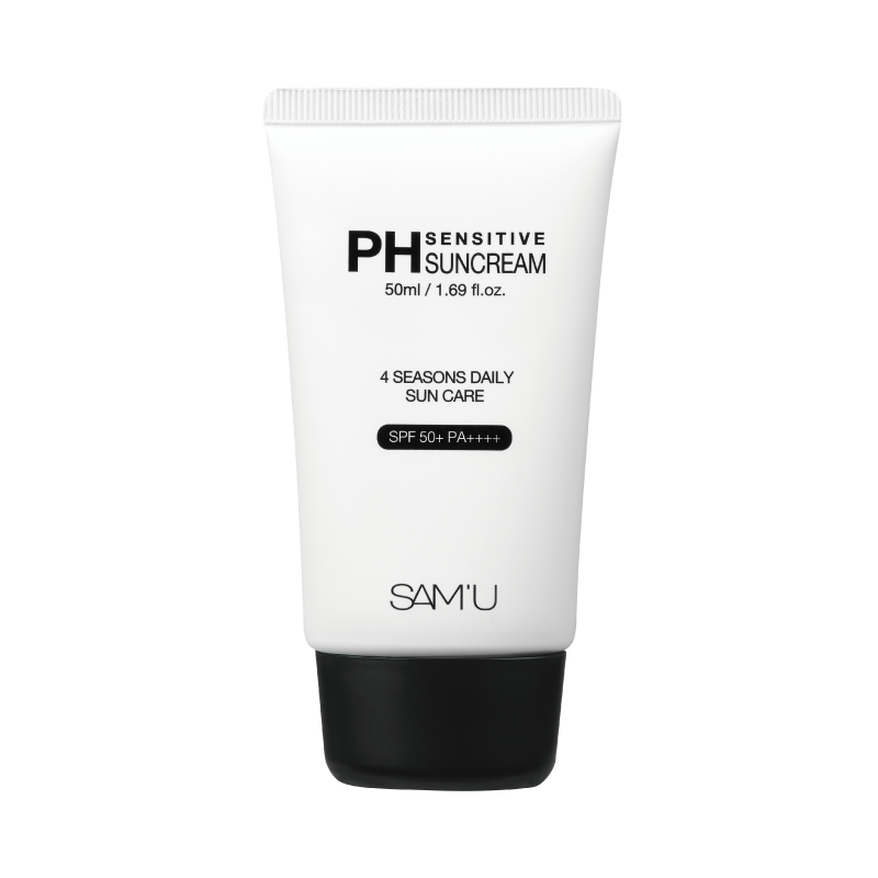 SAM'U PH SENSITIVE SUNCREAM